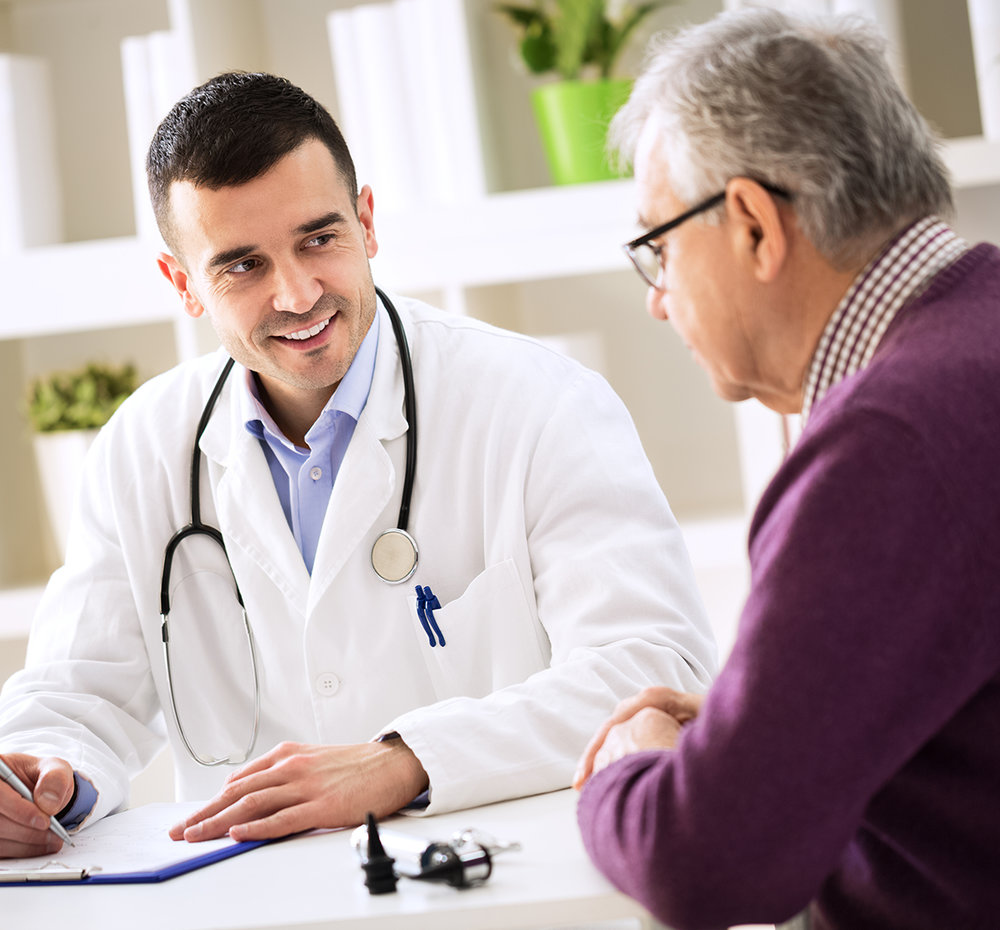 ABOUT US - With more than 50 years of combined experience, you'll feel safe, respected, and confident that you're now in good hands with any one of our licensed physicians.