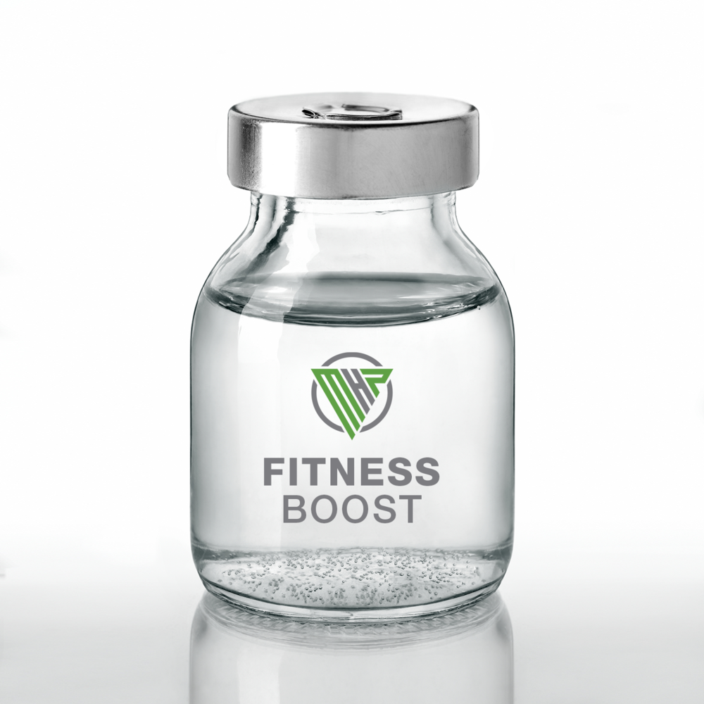 FITNESS BOOST - A powerful blend of amino acids and antioxidants to improve overall health and fitness performance.