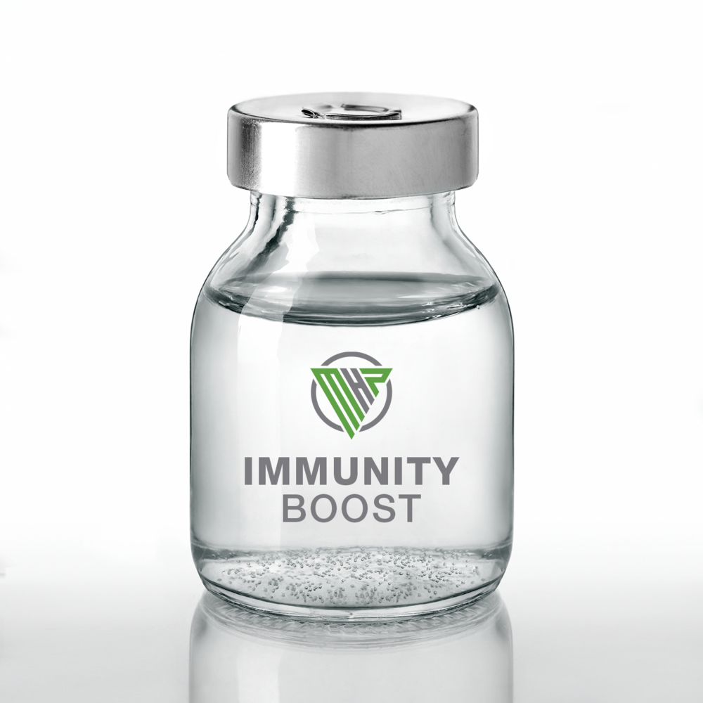 IMMUNITY BOOST - A potent combination of Zinc and Glutathione to improve overall health and help speed up the body's healing process.