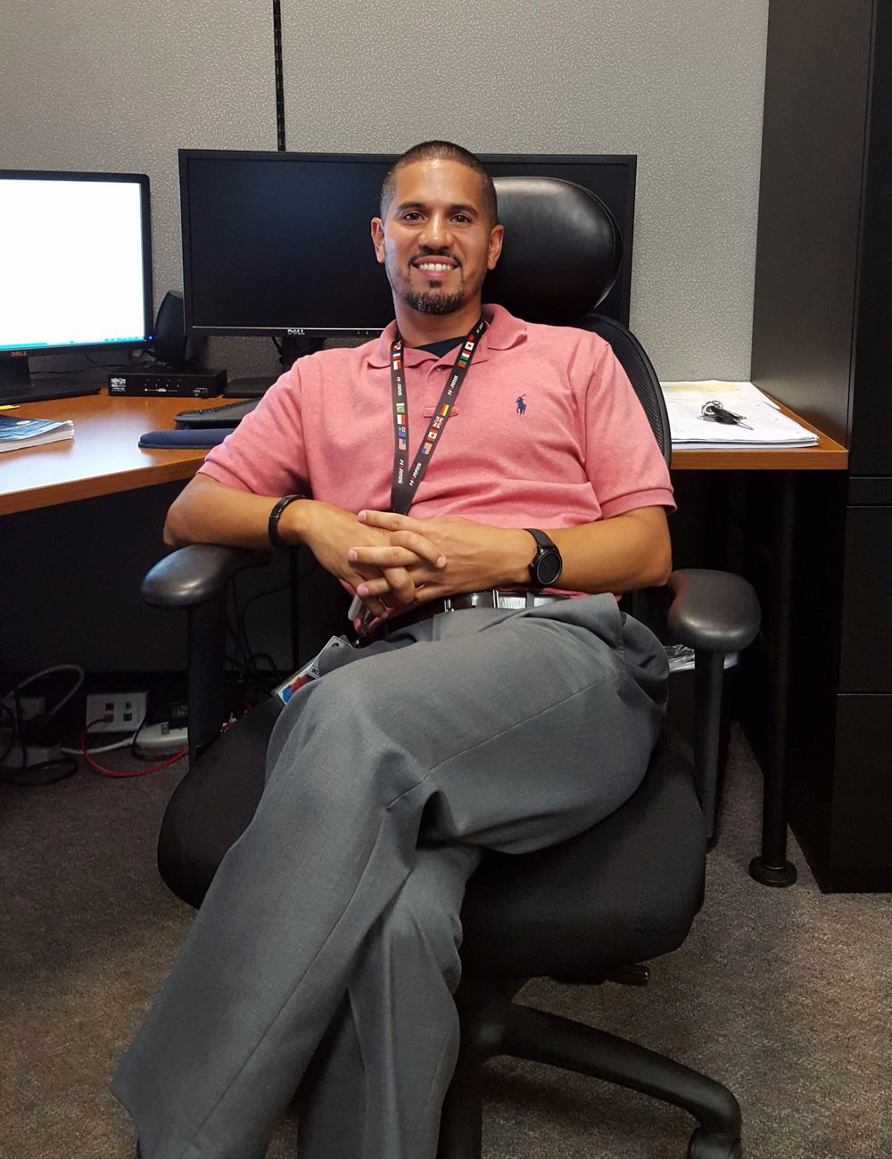 Wilfredo Oliveras - IT Administrator at Five Rivers ServicesUnited States Army