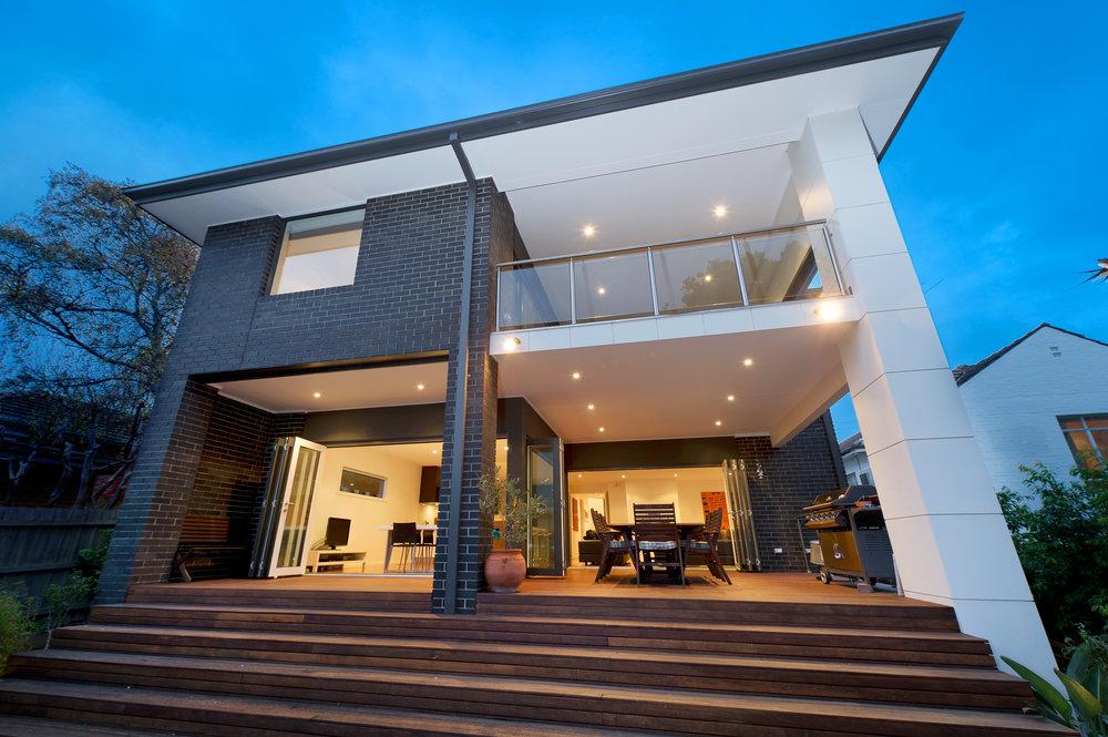 Coleman, Outside, by Bellemore Homes in Kew East