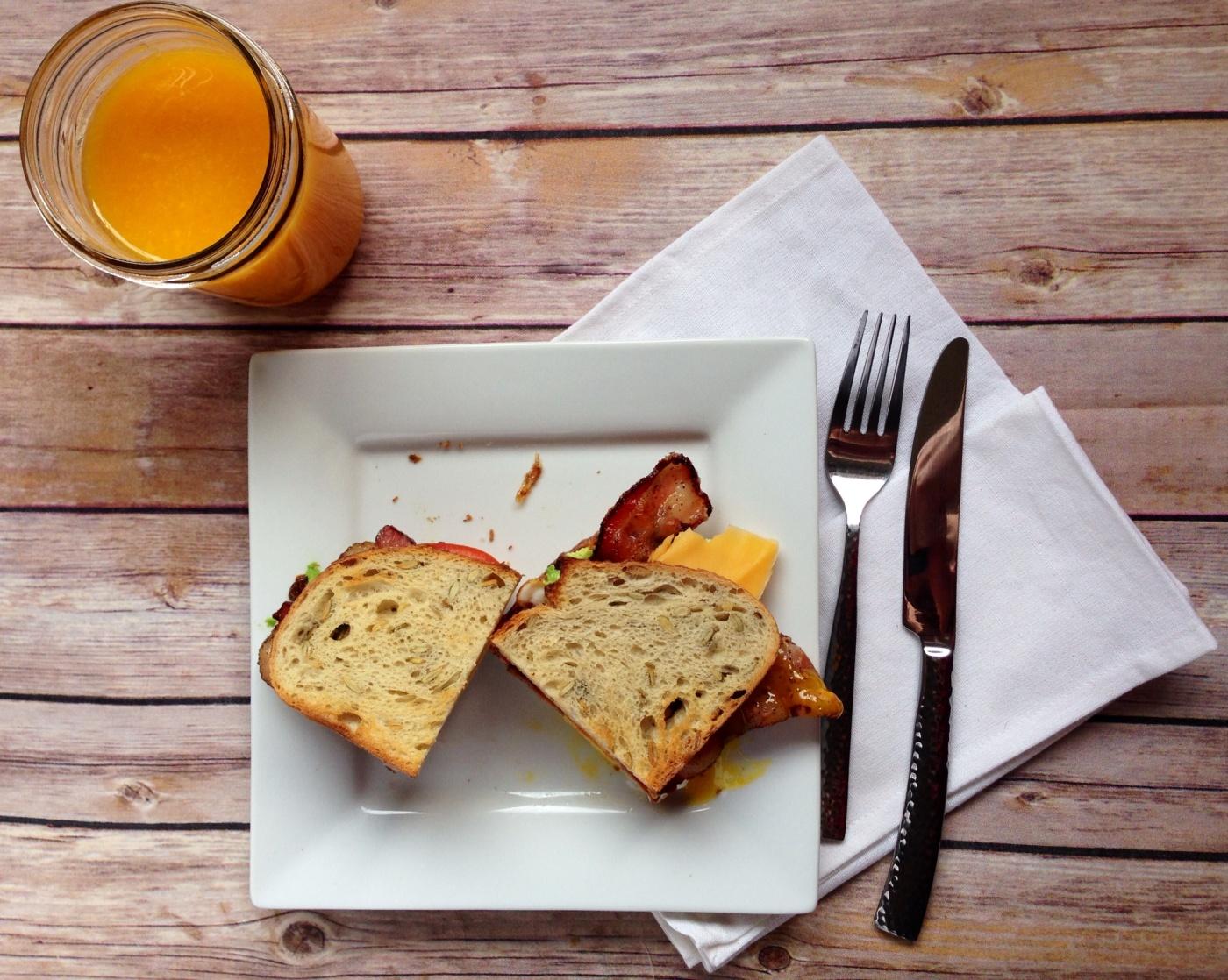 Bfast Sandwich_plate