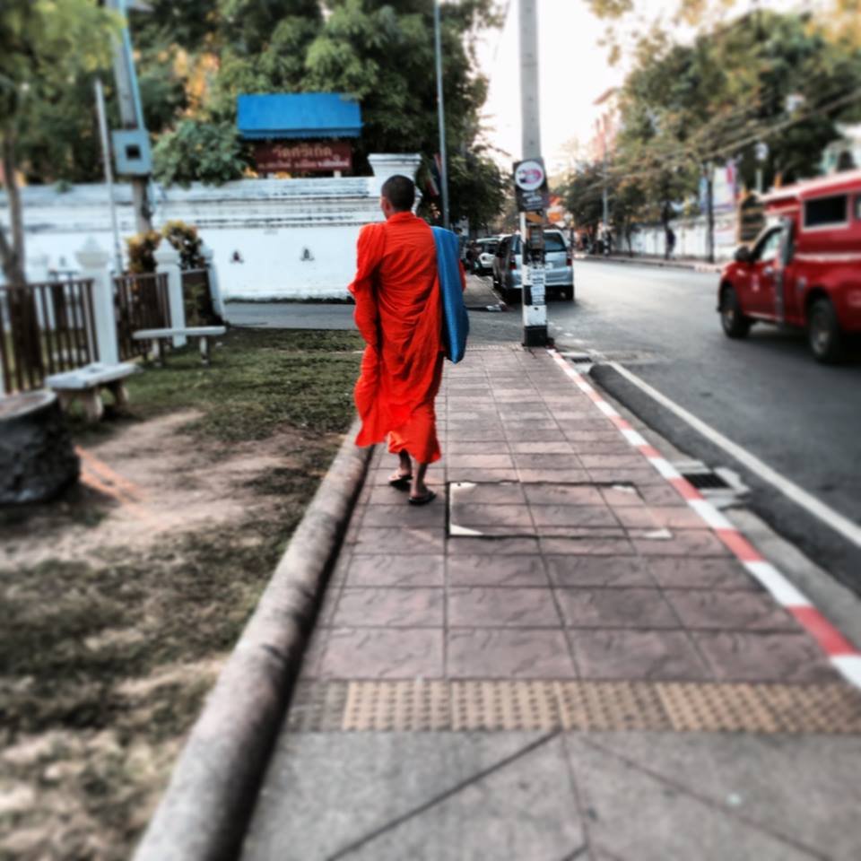 Chiang Mai_monk