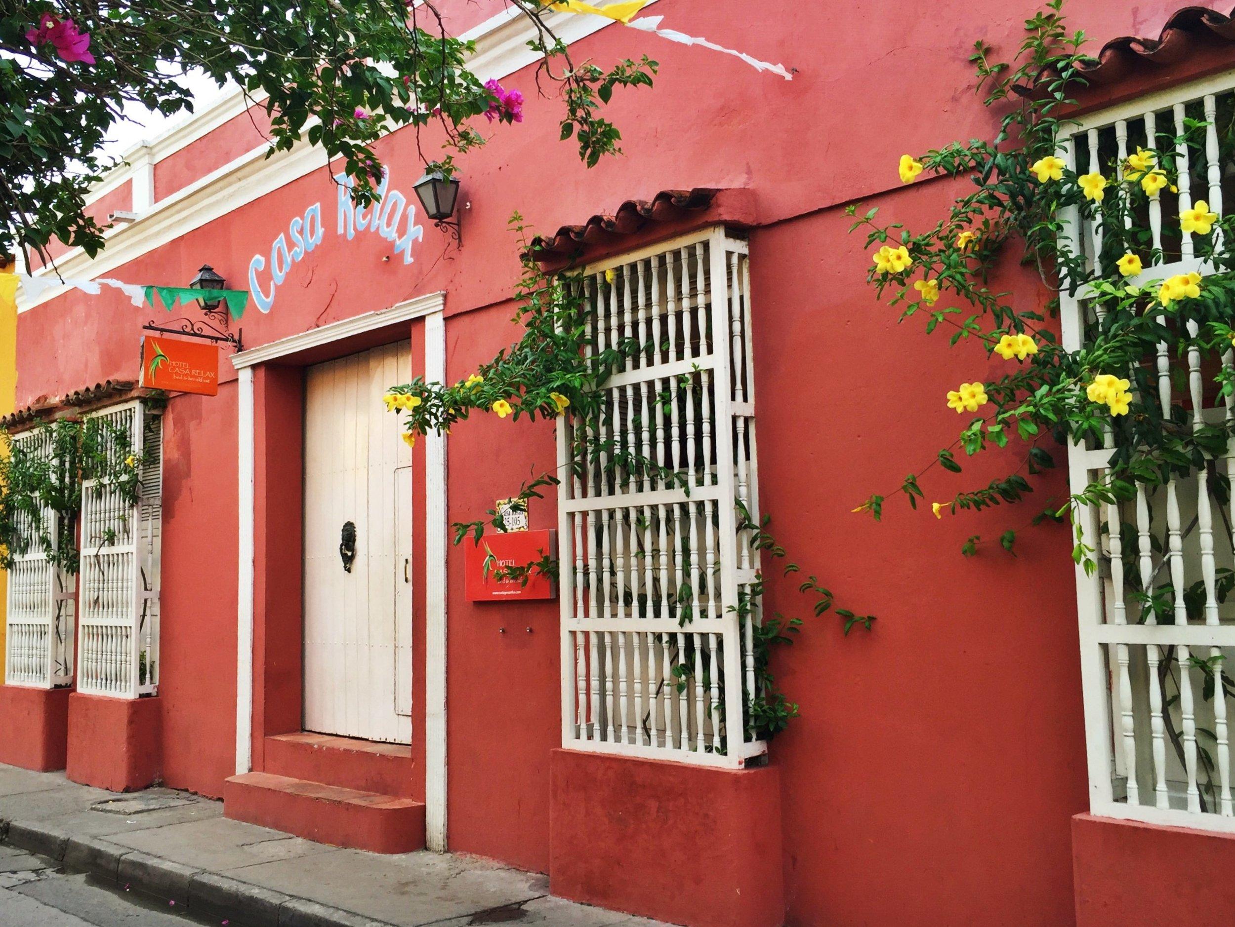 Cartagena - Getsemani