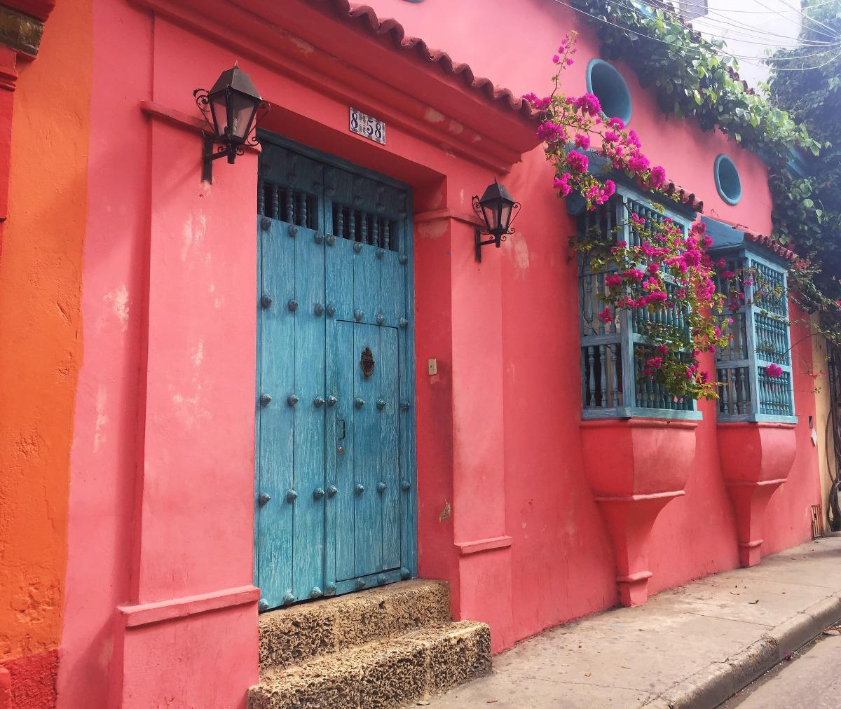 Cartagena buildings