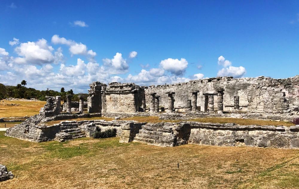 Tulum Coba Ruins