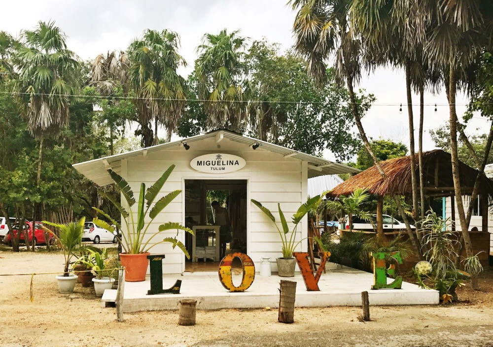 Tulum boutique