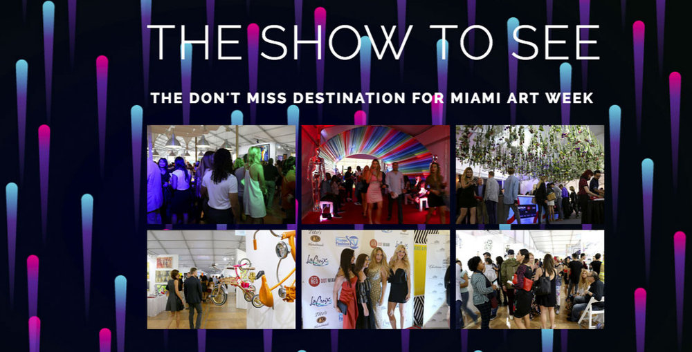 2019 Spectrum Miami Art Show at the Mana Wynwood Event Center