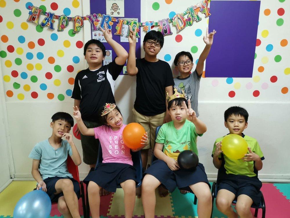 Festive Celebrations & Birthdays