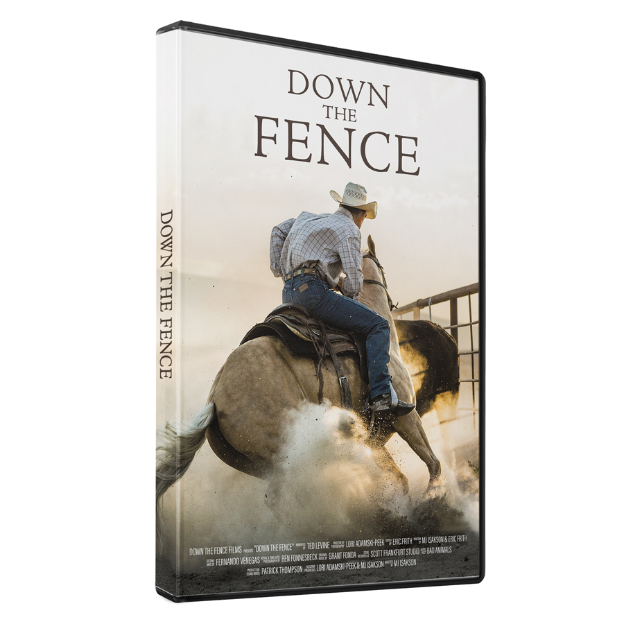 Down The Fence DVD