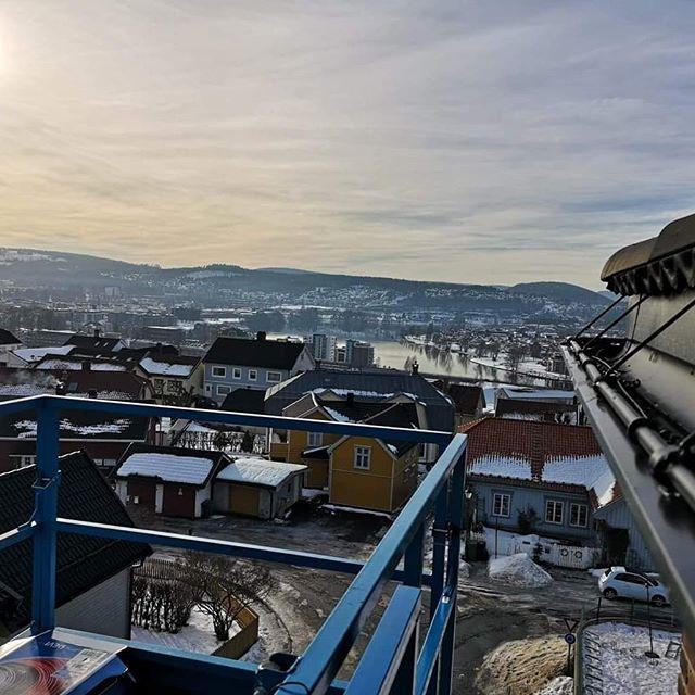 #istapper #snøras #eiendom #skienkommune #skole