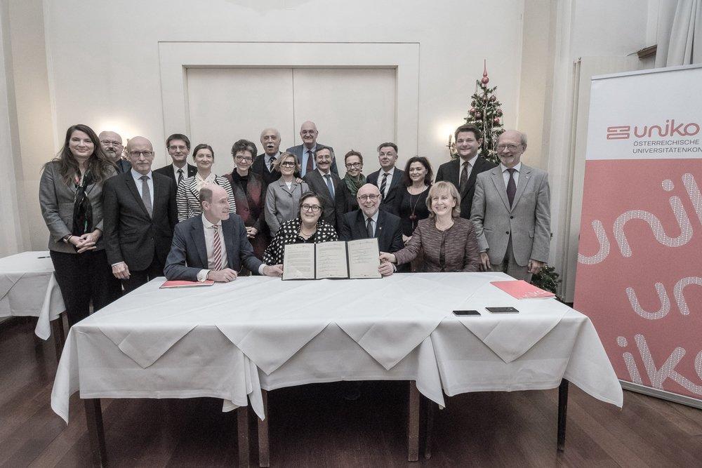 Vienna Statement - Vienna, 13th of December 2018