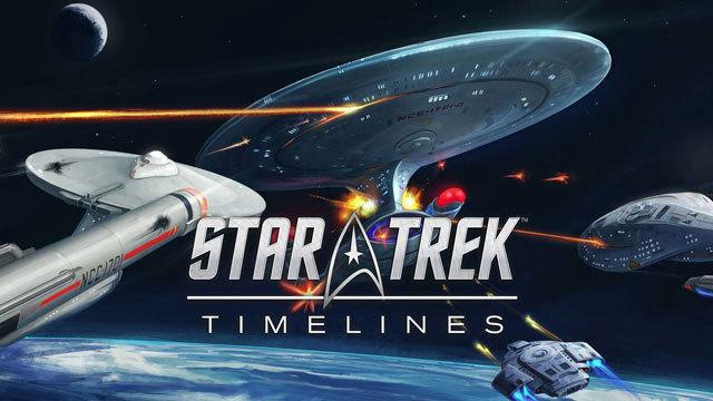 Star Trek Timelines by Disruptor Beam