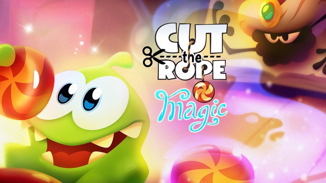 Cut The Rope: Magic by ZeptoLab