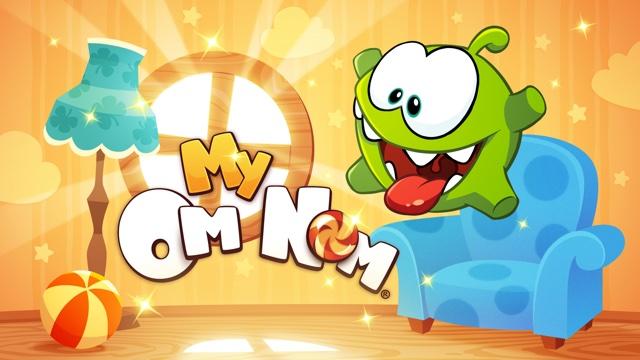 My Om Nom by ZeptoLab