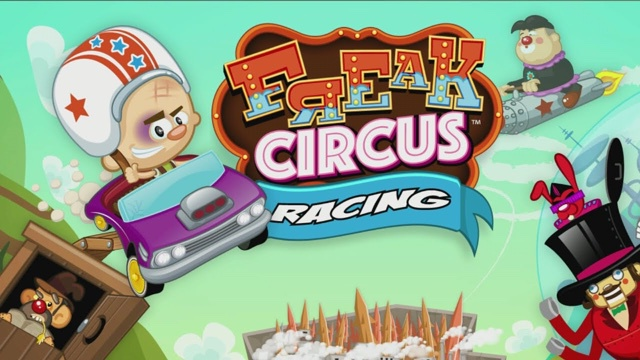 Freak Circus Racing by Jumbon