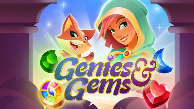 Genies & Gems by Jam City