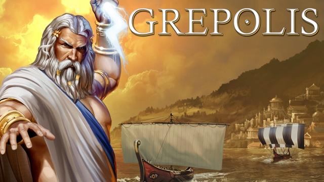 Grepolis by InnoGames