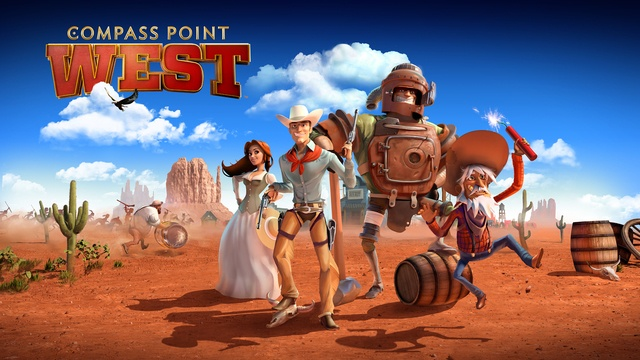 Compass Point: West by Next Games