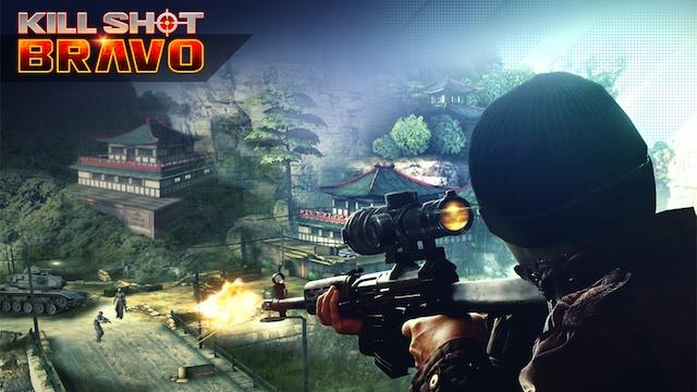 Kill Shot Bravo by Hothead Games