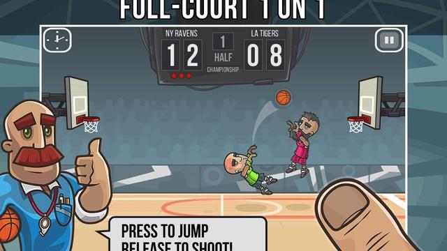 Basketball Battle by DoubleTap Software