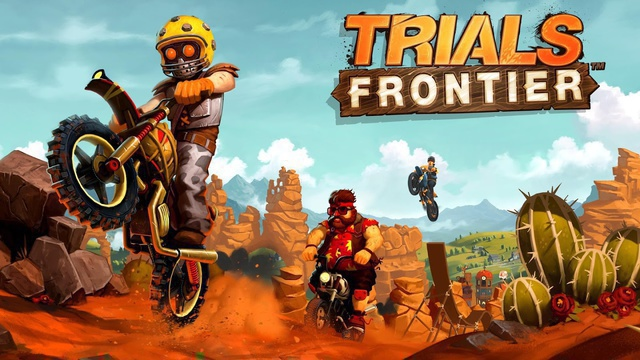Trials Frontier by Ubisoft