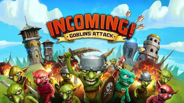 Incoming! Goblins Attack TD by Xyrality