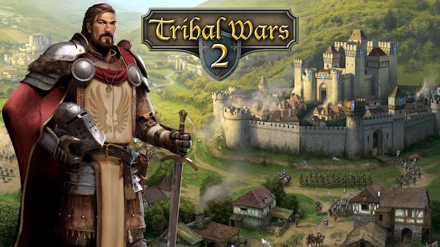 Tribal Wars 2 by InnoGames
