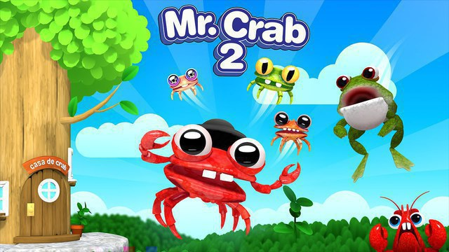 Mr. Crab 2 by Illusion Labs