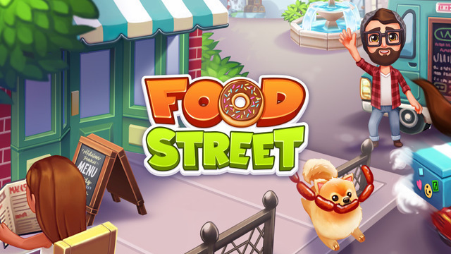 Food Street by Supersolid