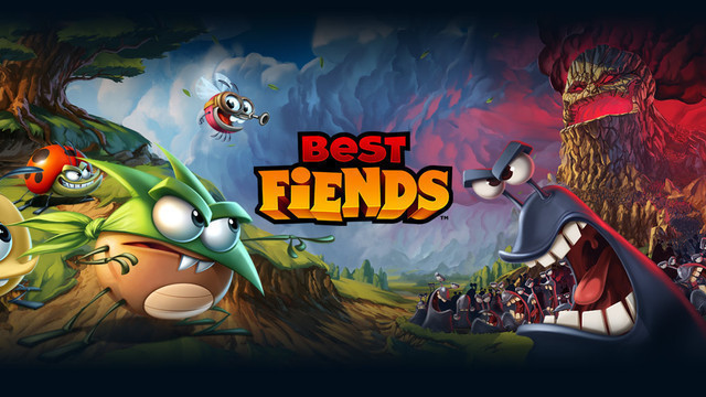 Best Fiends by Seriously