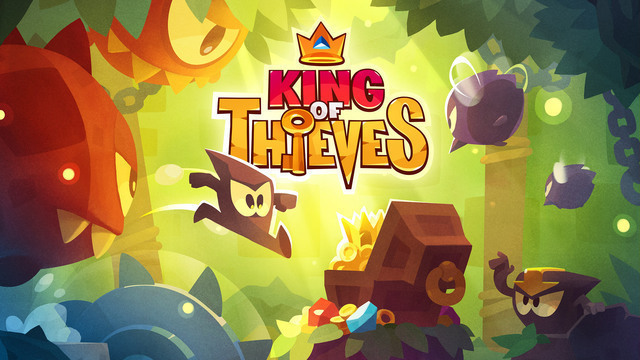 King of Thieves by ZeptoLab