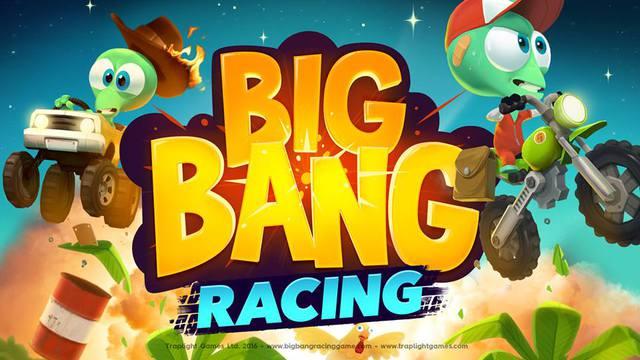 Big Bang Racing by Traplight