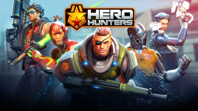 Hero Hunters by Hothead Games