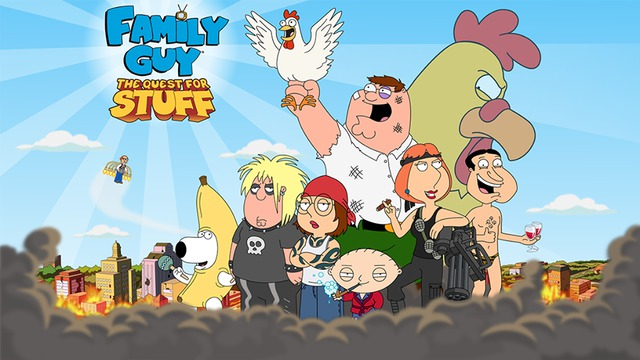 Family Guy: The Quest for Stuff by Jam City