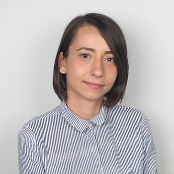 Ivana Mirchevska, Head of Data Operations