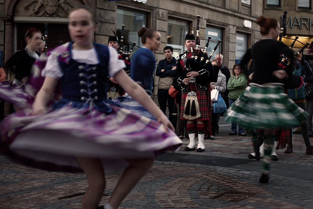 AYE! A REFERENDUM FOR SCOTLAND INDEPENDENCE -