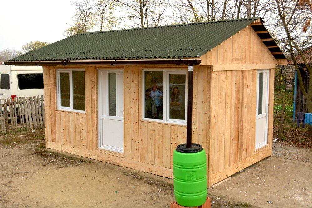 Sanctuary (Emergency) House