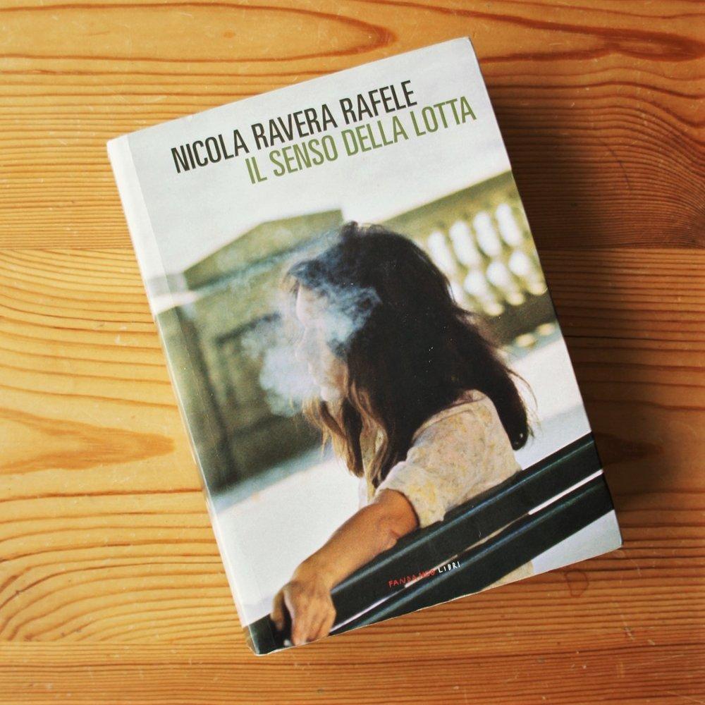 Title:  The Sense of the Struggle   Author: Nicola Ravera Rafele  Year of publication: 2017  Pages: 320  Publisher: Fandango Libri (Italy)  World English rights available.