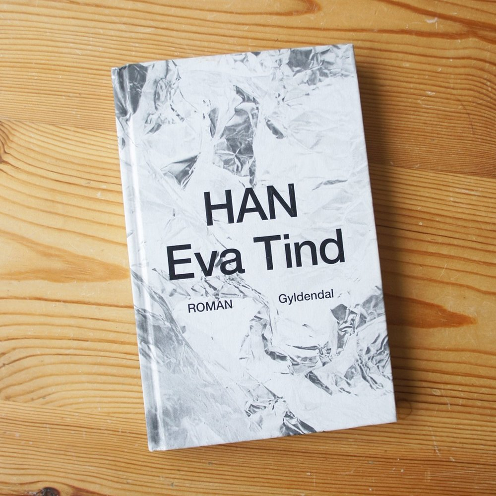 Title:  Han   Author: Eva Tind  Year of publication: 2015  Pages: 149  Publisher: Gyldendal (Denmark)  World English rights available.