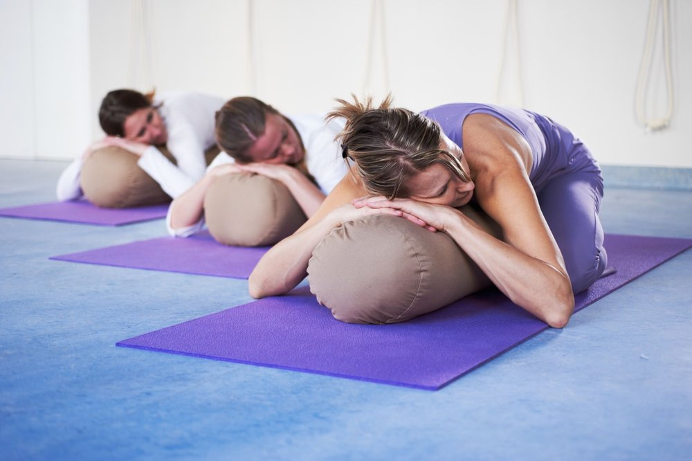 Yin-Yoga Teacher Training -
