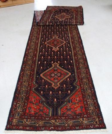 Traditional Tajabad Runner    Size Measurements: 497cm x 96cm
