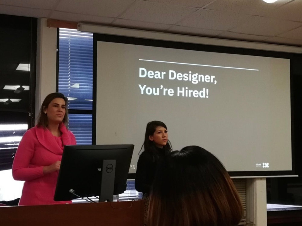 Industry Speaker at UCL Interaction Design Department 2018.