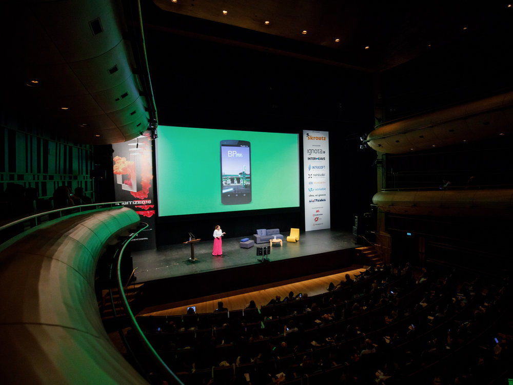 Digitized Conference 2018, Athens, Greece
