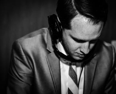 David Fox - Professional DJ and owner/manager of Bunn DJ Company, a multi-op DJ agency representing 10 DJs in Charleston.