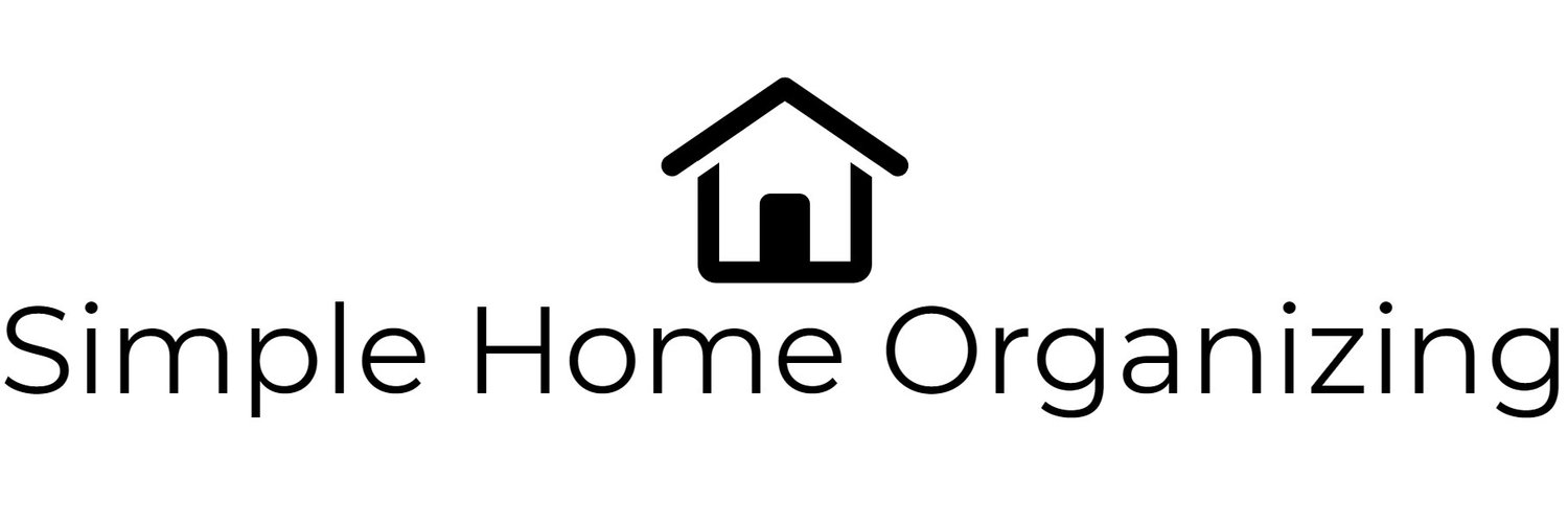 Simple Home Organizing