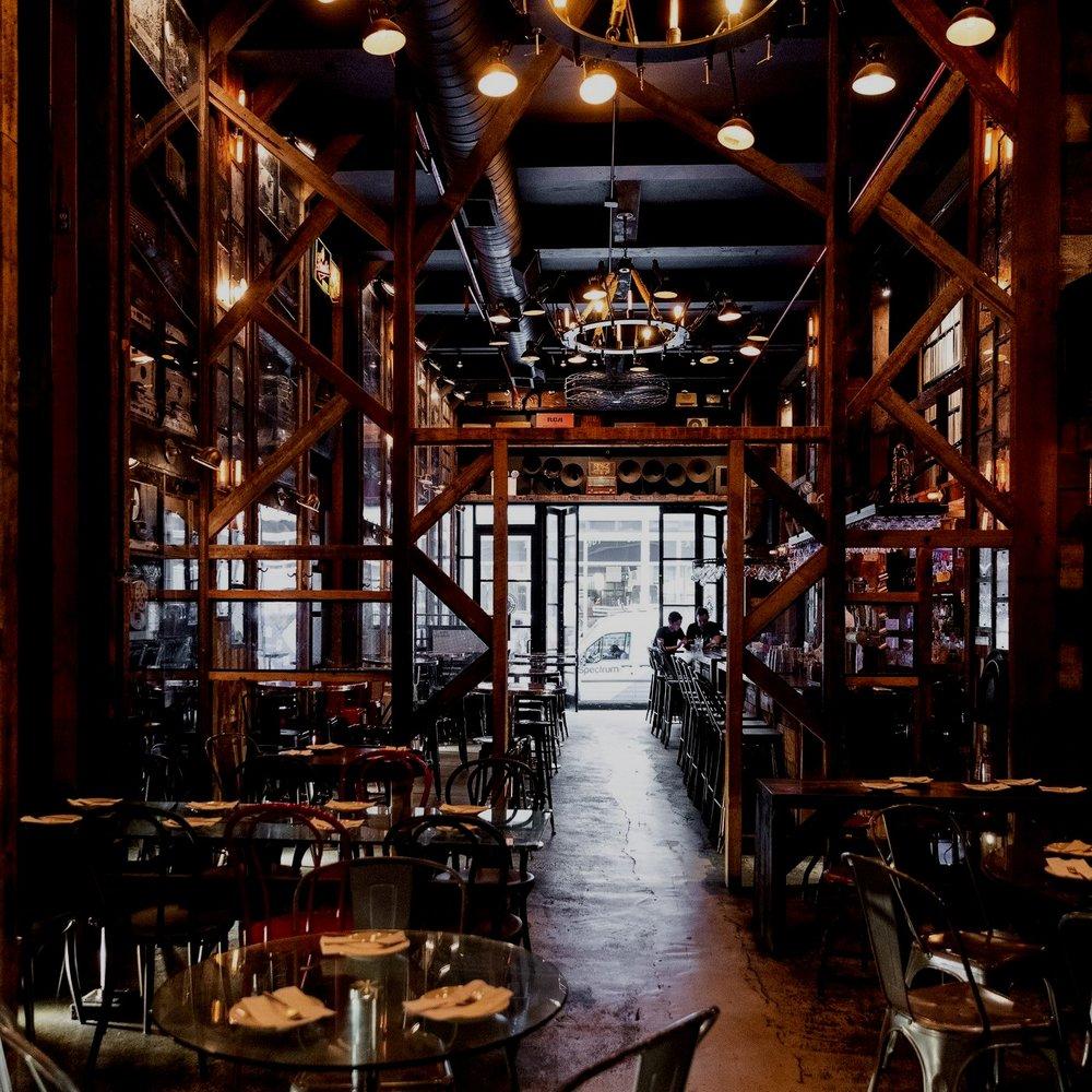 Turntable Chicken Jazz - 20 West 33rd Street, New York, NY 10001(212) 714-9700