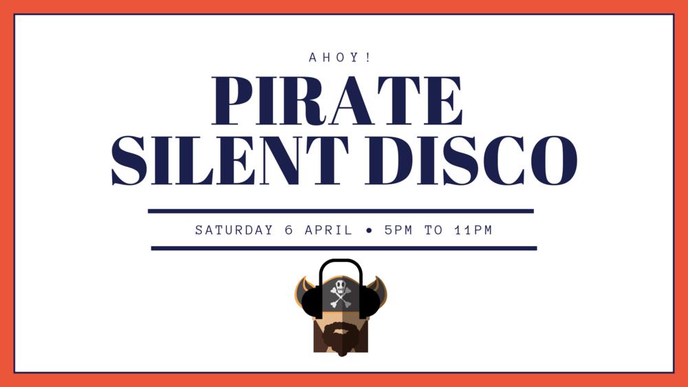Pirate Silent Disco