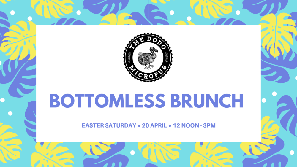 Bottomless Brunch The Dodo Micropub.png