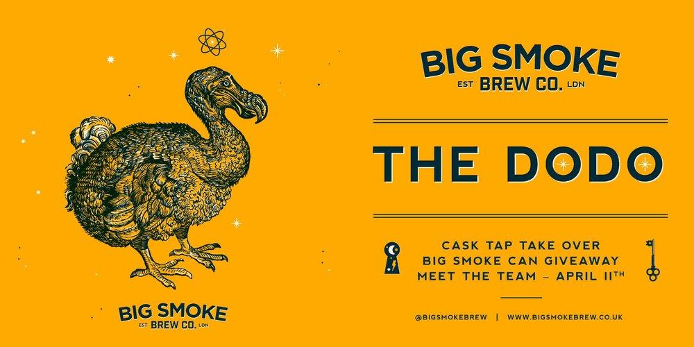 Dodo Micropub X Big Smoke Brew Co Tap Takeover.jpg